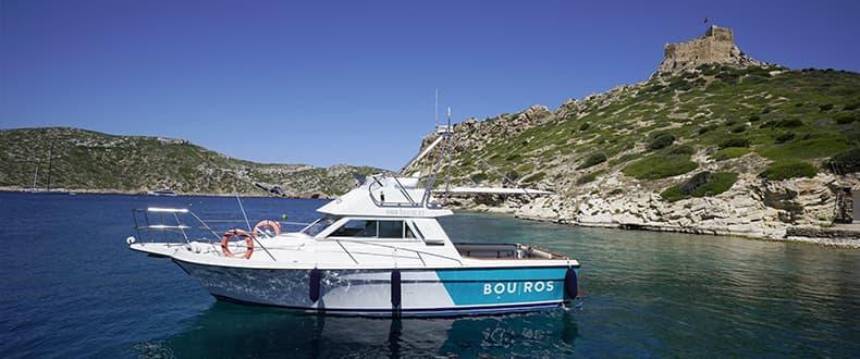 Excursión en Barca Bou Ros