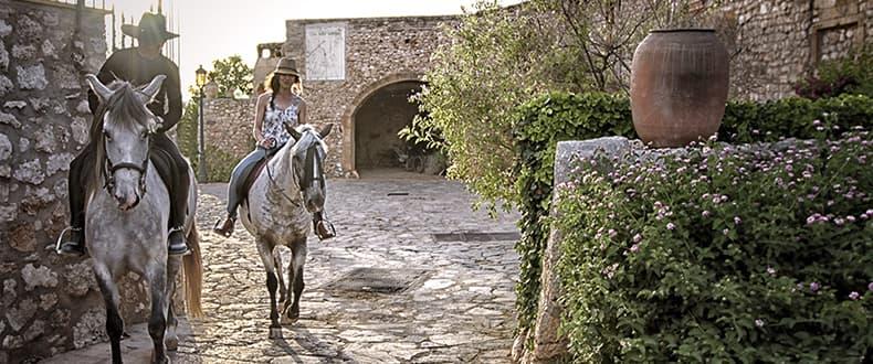 Excursión a caballo Bou Ros